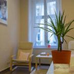 Wynajem sal Katowice - gabinet magnoliowy