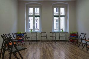 Wynajem sal Katowice - sala pergaminowa