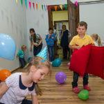 Kreatywne urodziny dla przedszkolaków Katowice