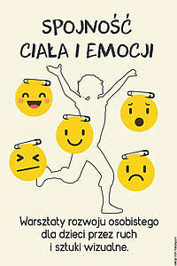 Spójność ciała i emocji warsztaty dla dzieci