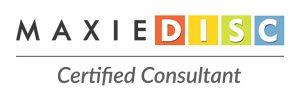 MaxieDISC Certyfikowany Konsultant - Logo