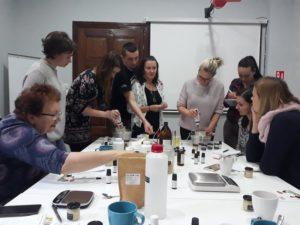 Warsztaty tworzenia kosmetyków